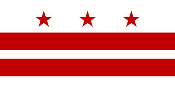District of Columbia Flag Image