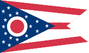 Ohio Flag Image