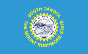South Dakota Flag Image