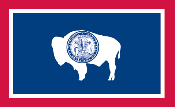 Wyoming Flag Image