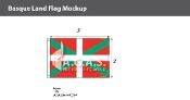 Basque Lands Flags 2x3 foot