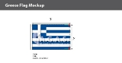 Greece Flags 2x3 foot