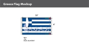 Greece Flags 6x10 foot