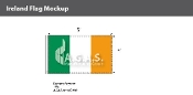 Ireland Flags 3x5 foot
