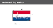 Netherlands Flags 6x10 foot