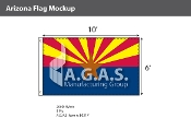Arizona Flags 6x10 foot