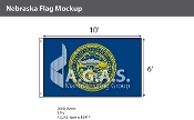 Nebraska Flags 6x10 foot