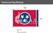 Tennessee Flags 8x12 foot