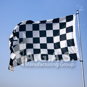 Checkered Flags & Streamers