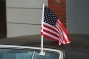 US Car Flag Image