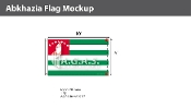 Abkhazia Flags 6x10 foot