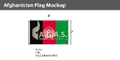 Afghanistan Flags 5x8 foot
