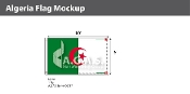 Algeria Flags 6x10 foot