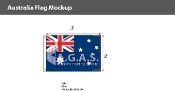 Australia Flags 2x3 foot