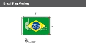 Brazil Flags 2x3 foot