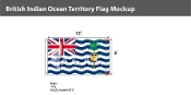 British Indian Ocean Territories Flags 6x10 foot