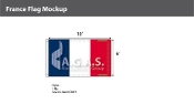 France Flags 6x10 foot