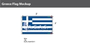 Greece Flags 3x5 foot