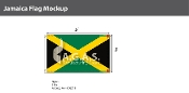 Jamaica Flags 3x5 foot