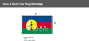 New Caledonia Flags 3x5 foot