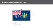 Pitcairn Islands Flags 6x10 foot