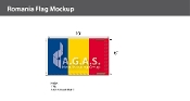 Romania Flags 6x10 foot