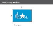 Somalia Flags 8x12 foot
