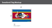 Swaziland Flags 8x12 foot