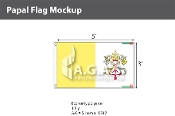 Papal Flags 3x5 foot