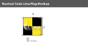 Lima Deluxe Flags 3x3 foot