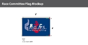 Race Committee Deluxe Flags 4x6 foot