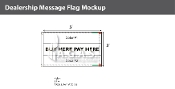 Buy Here Pay Here Flags 3x5 foot (Choose Colors)
