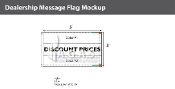 Discount Prices Flags 3x5 foot (Choose Colors)
