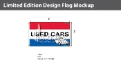 Used Cars Flags 3x5 foot