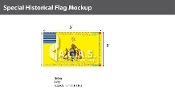 Philly Light Horse Troop Flags 3x5 foot