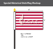 Sons of Liberty Stick Flags 4x6 inch