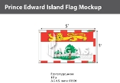 Prince Edward Island Flags 3x5 foot