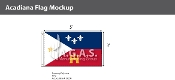 Acadiana Flags 3x5 foot