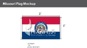 Missouri Flags 3x5 foot