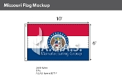 Missouri Flags 6x10 foot
