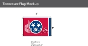 Tennessee Flags 2x3 foot
