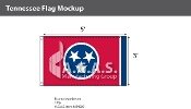 Tennessee Flags 3x5 foot