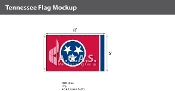 Tennessee Flags 5x8 foot