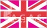 England Pink Pride Flags