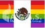 Mexico Pride Flags