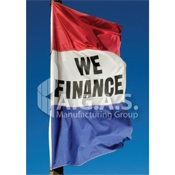 Vertical Message Flags | 3 Horizontal Stripes